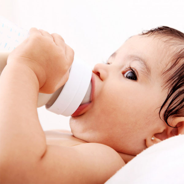 Why You Should Never Water Down Your Baby's Milk