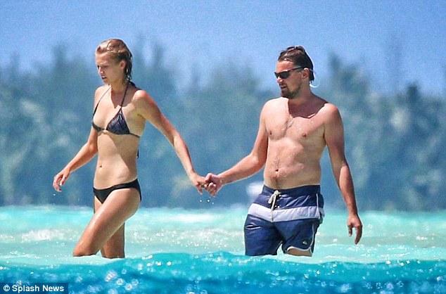 Leonardo DiCaprio's dadbod