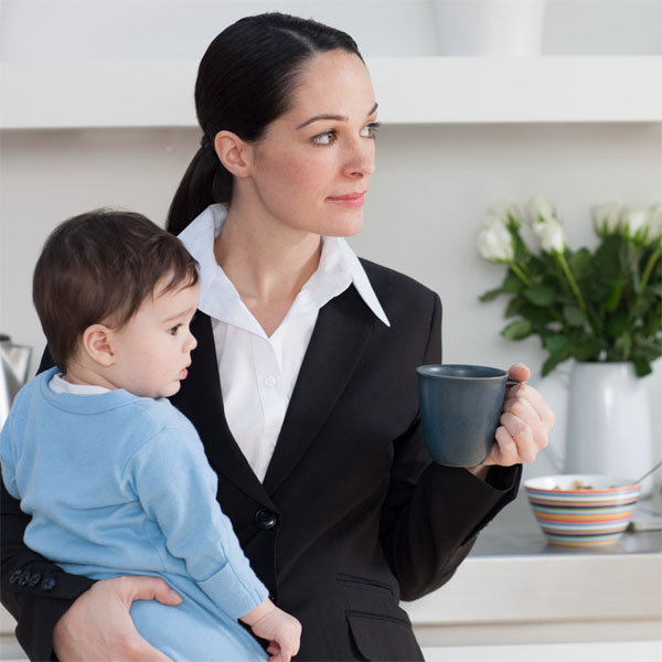 Kids with Working Mothers End Up More Successful, Says Study