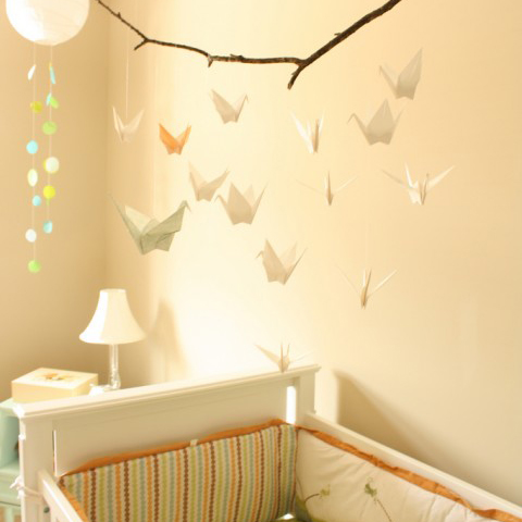 6 Easy and Creative Decorating Ideas for the Nursery