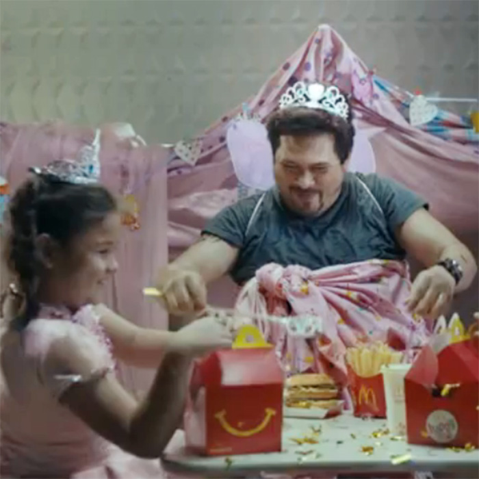 This Made our Day: McDonald's Playtime with Dad Commercial