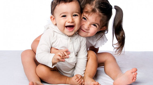 4 Hidden Health Benefits of Having A Sibling