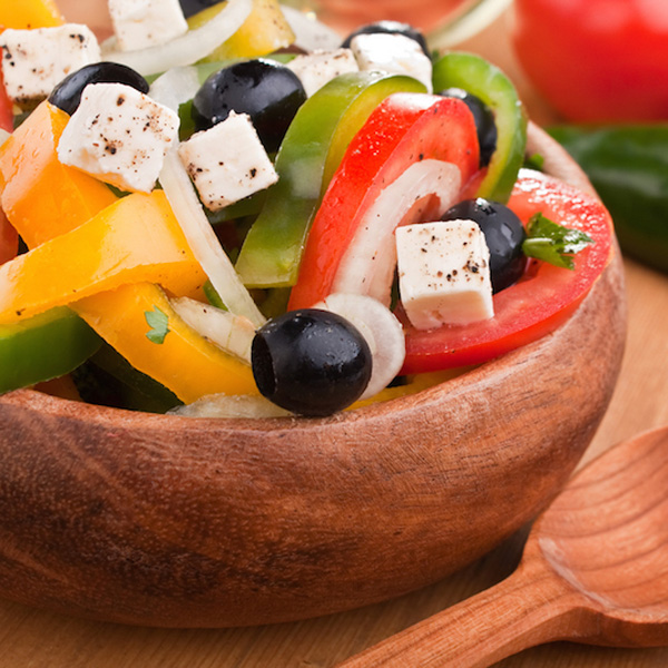 Top of the Morning: Mediterranean Diet Slows Down Aging