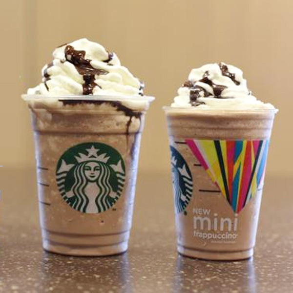 Top of the Morning: Coffee Shop Introduces Mini Frap for Kids