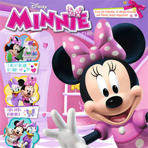 Minnie: Welcome to the Bow-tique! Magazine Now Available