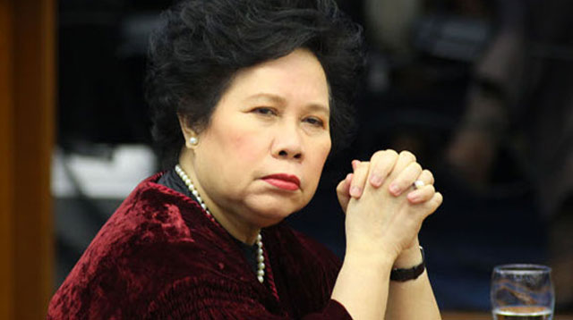 Miriam Defensor-Santiago's Stand on Tax, Health Care, and Divorce