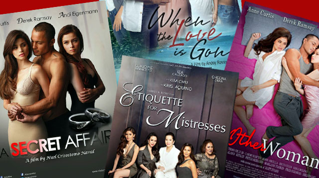 mistress movie posters
