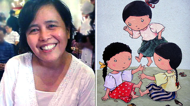 Mom We Love: Children's Book Illustrator Kora Dandan-Albano