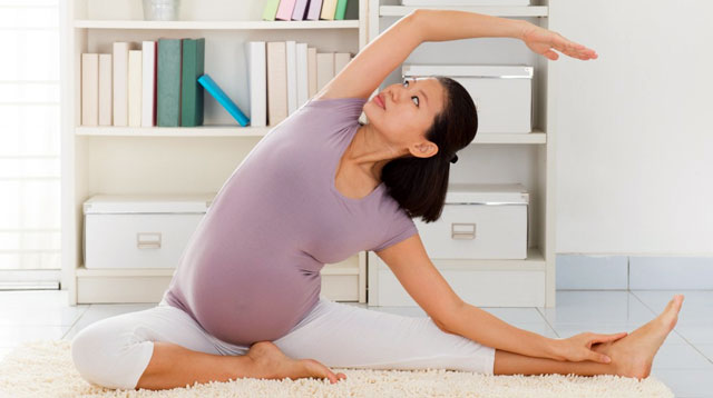 More Yoga Poses Safe for Pregnant Women