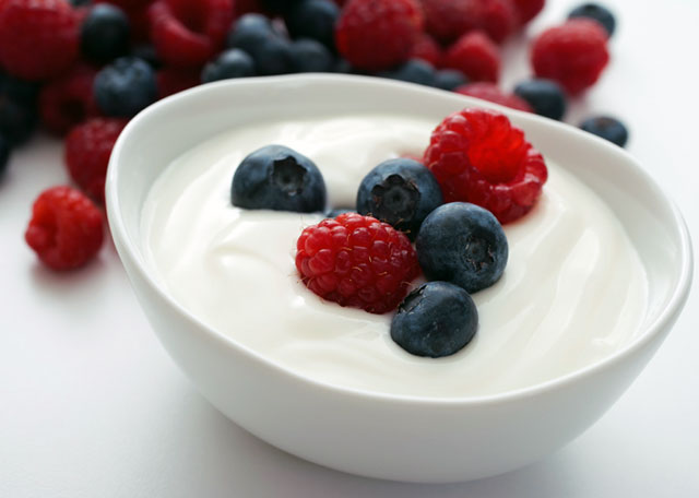 Mother's Day Recipe - Sugar Blend Vanilla Yogurt Mousse