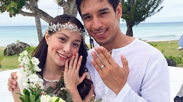 This Just In: Cristine Reyes and Ali Khatibi Are Married!