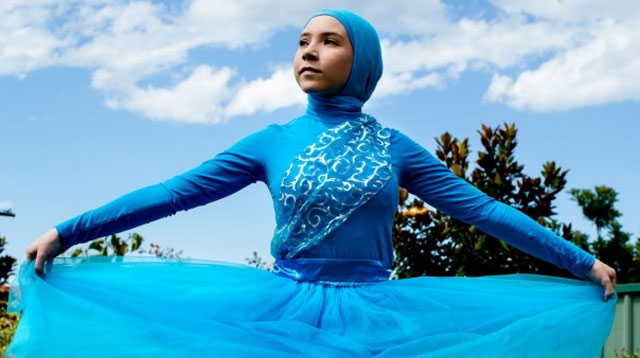 Meet The Teen Girl Who Aims To Be The First Hijab Wearing Ballerina