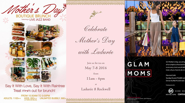 Where to Eat and Indulge: Mother's Day 2016 Special Offers