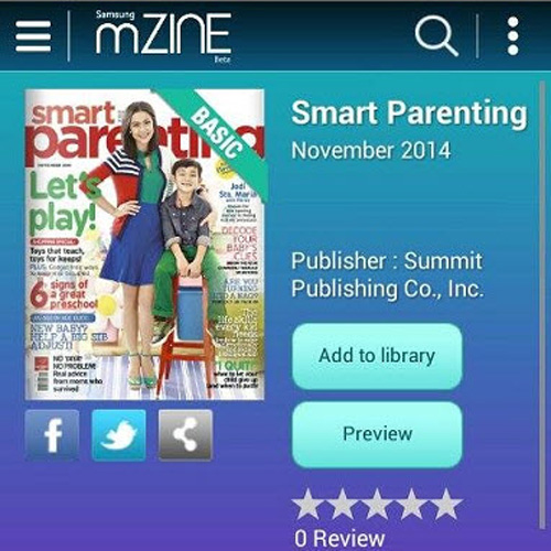 All-You-Can-Read Magazine Subscription Now Available with mZINE