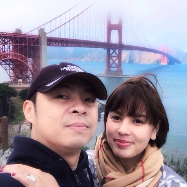 Top of the Morning: Baby on the Way for Neri Naig, Chito Miranda