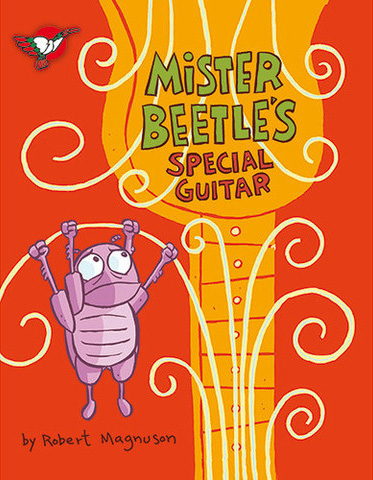 Mister Beetle's Special Guitar