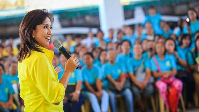 Leni Robredo Vows to Give Full Support to Rodrigo Duterte