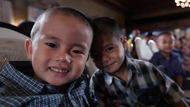 Bill That Protects Calamity-Stricken Kids Signed Into Law