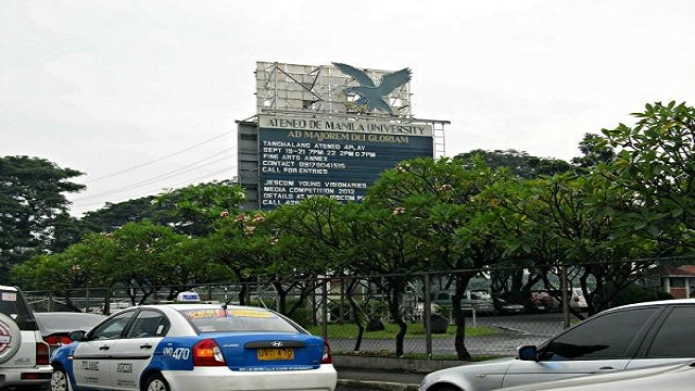 MMDA Launches Free Shuttle Service for Ateneo Students
