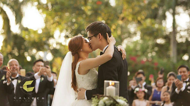 In Photos: Nikki Gil Is Now Married!
