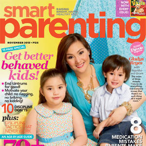 Gladys Reyes is our November 2013 Cover Mom