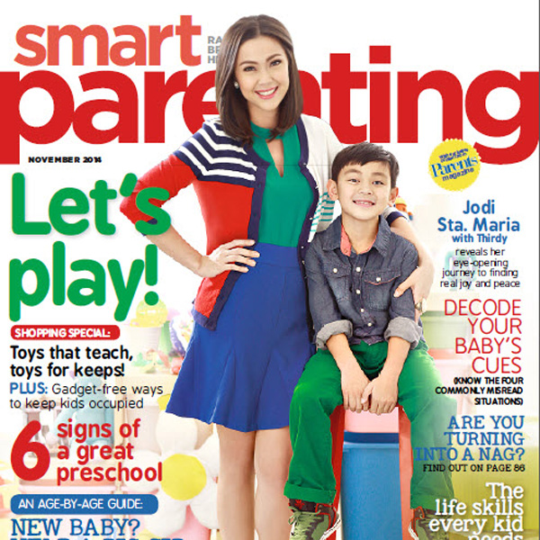 Jodi Sta. Maria Covers our November Issue!