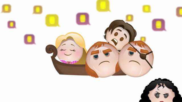 This Made Our Day: Disney's Tangled Retold Using Emojis!
