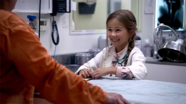 This Made Our Day: Girls Take On Their Dream Job in New Barbie Commercial