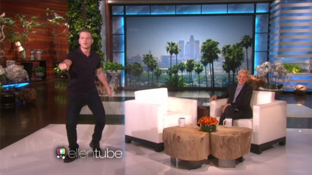 This Made Our Day: Matt Damon and His Totally Dad Dance Moves