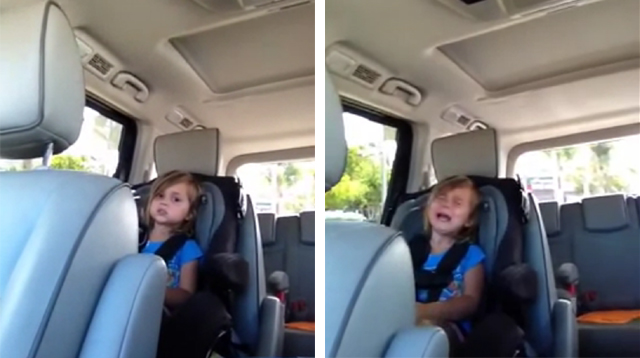 This Made Our Day: Little Girl is Heartbroken When Mom Tells Her Adam Levine is Married