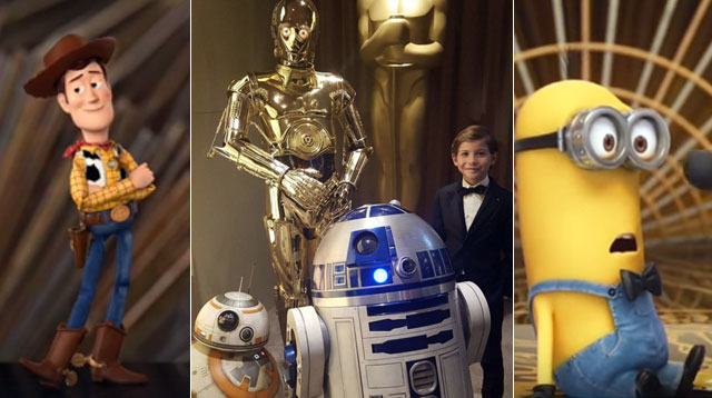 5 Family-Friendly Things We Love About the Oscars This Year