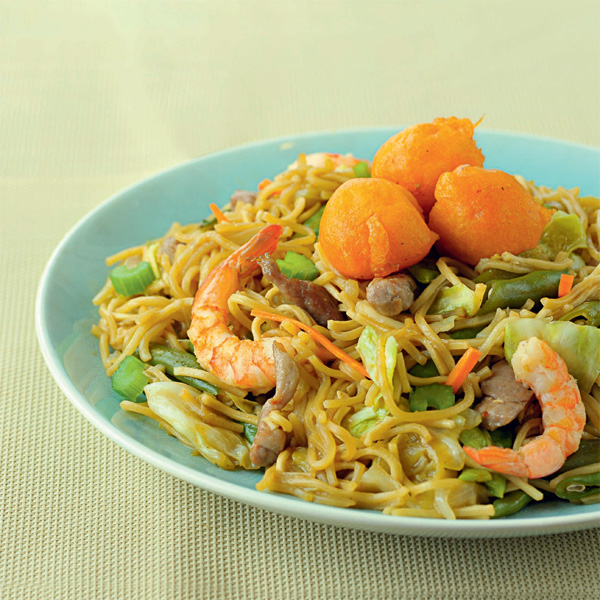 Weekend Recipe: Special Pancit Canton
