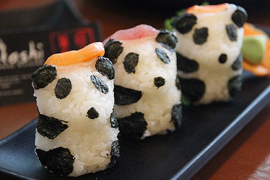Panda Sushi Takashi