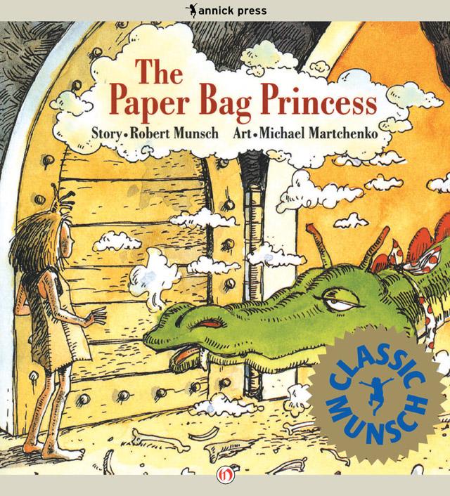 paper bag princess