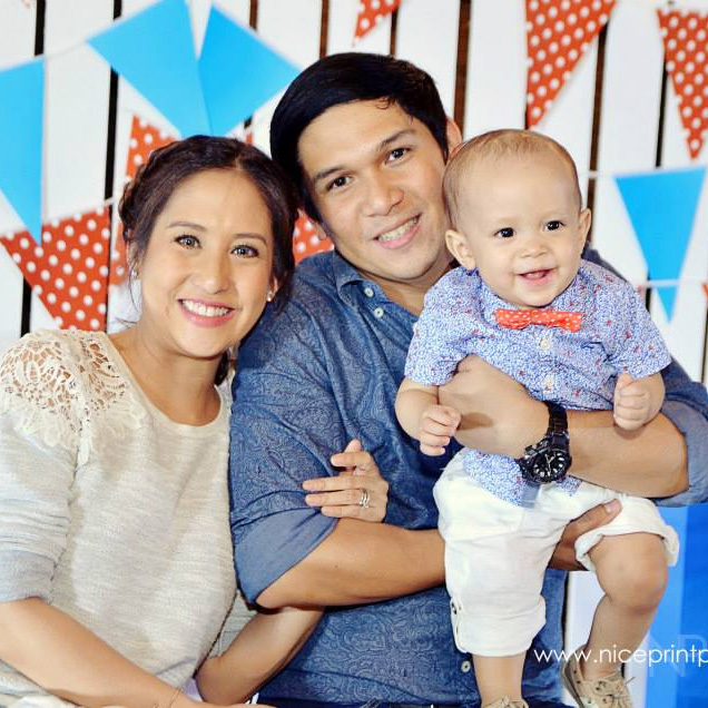 Top of the Morning: Jolina's Son Pele Turns 1!