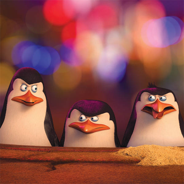 First Look: The Penguins of Madagascar Movie Trailer