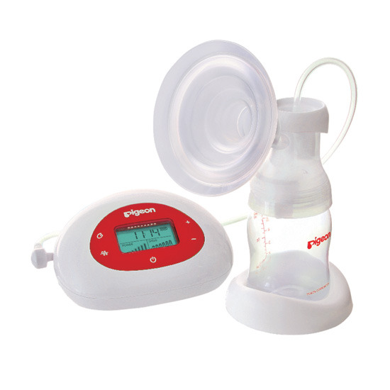 Pigeon electric breast pump