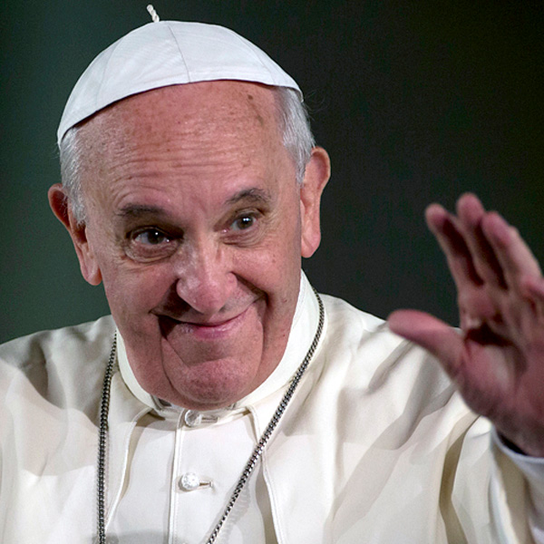 Top of the Morning: Pope Francis Urges Fathers to be