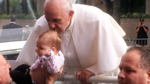 Pope Francis Miracles-Gianna