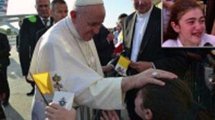 Pope Francis Miracles-Julia