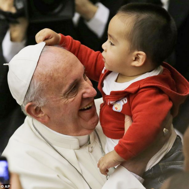 25 Questions Kids Want to Ask Pope Francis