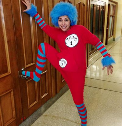 preggy costume