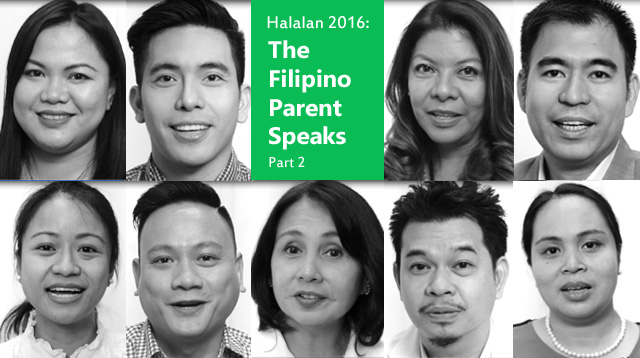 The Filipino Parent Votes: What Matters to Us (Part 2)