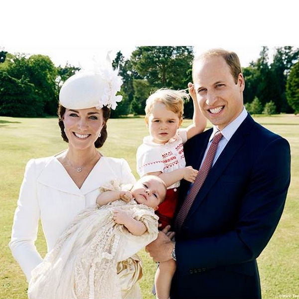 Top of the Morning: Prince George Turns Two Today!