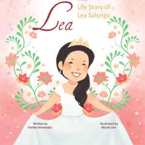 Lea Salonga's Life Story Now a Children's Book