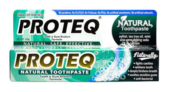 Proteq Natural Toothpaste
