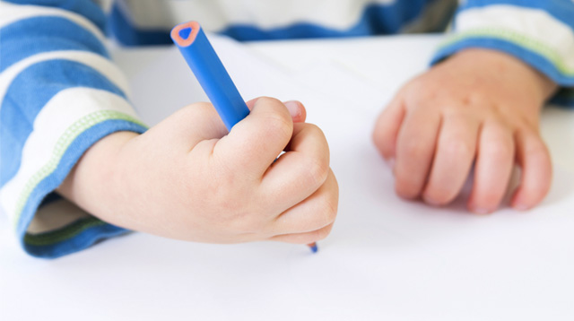 8 Activities To Get Your Toddler Ready To Write