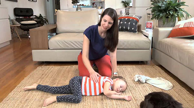 Unconscious Babies and Kids Must Always Be Put In A Recovery Position