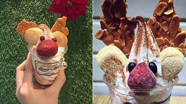 This Reindeer Ice Cream Sundae is The Cutest Thing You'll See Today