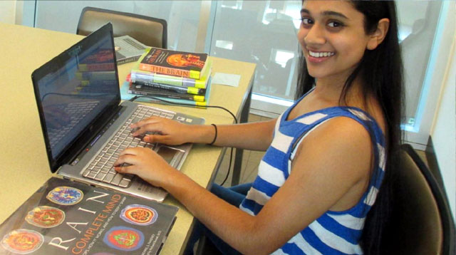 A 15-Year Old Created an App to Put an End to Bullying